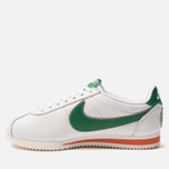 Мужские кроссовки Nike x Stranger Things Classic Cortez QS Hawkins High White/Pine Green/Cosmic Clay/Sail фото- 1