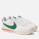 Мужские кроссовки Nike x Stranger Things Classic Cortez QS Hawkins High White/Pine Green/Cosmic Clay/Sail фото- 2