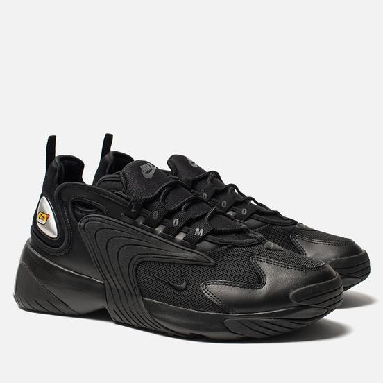 Мужские кроссовки Nike Zoom 2K Black/Black/Anthracite