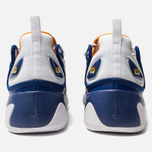 Мужские кроссовки Nike Zoom 2K Deep Royal Blue/Orange Peel/White фото- 3