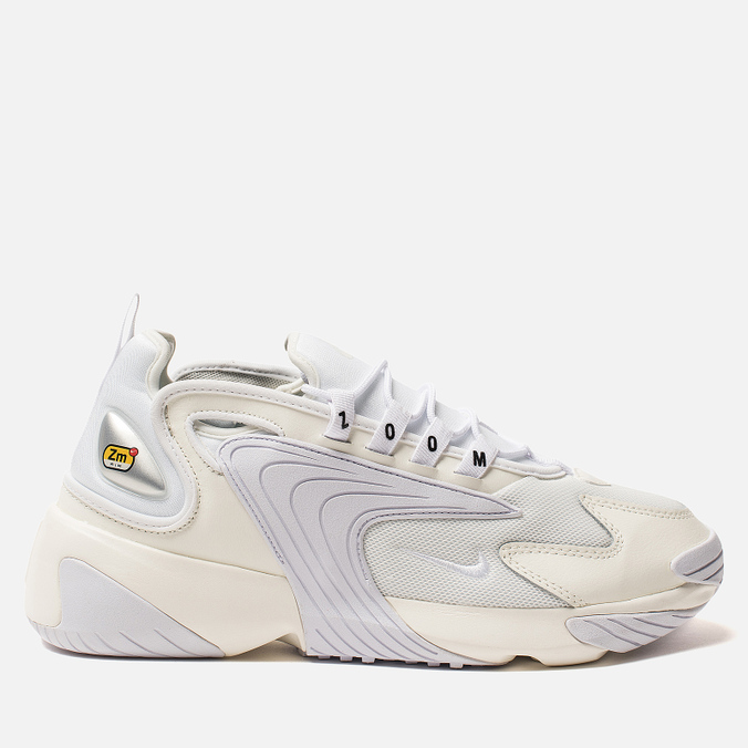 8967a703 Мужские кроссовки Nike Zoom 2K Sail/White/Black AO0269-100