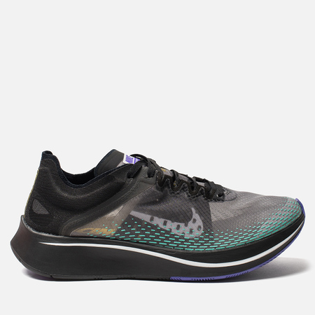 Мужские кроссовки Nike Zoom Fly SP Fast Black/White/Hyper Jade