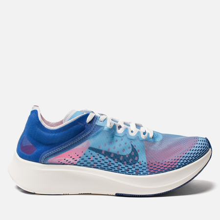 Мужские кроссовки Nike Zoom Fly SP Fast Indigo Force/Indigo Force/Red Orbit
