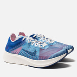 Мужские кроссовки Nike Zoom Fly SP Fast Indigo Force/Indigo Force/Red Orbit фото- 2