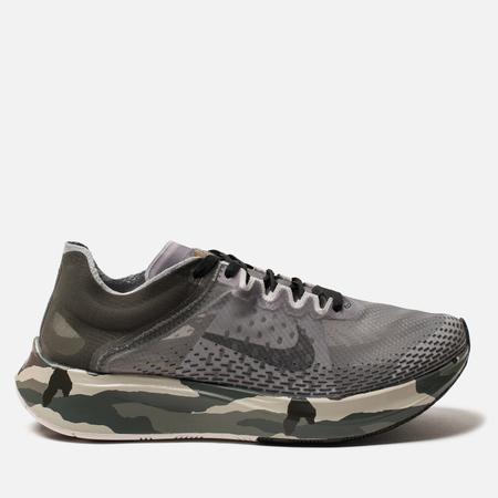 Мужские кроссовки Nike Zoom Fly SP Fast Sequoia/Black/Golden Moss