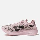 Мужские кроссовки Nike x Nathan Bell Zoom Fly SP Fast White/Black/Pink Foam фото- 1