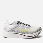 Мужские кроссовки Nike Zoom Fly SP Fast White/Volt/Black фото- 0