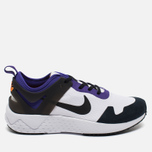 Мужские кроссовки Nike Zoom Lite QS Running White/Black/Purple фото- 0