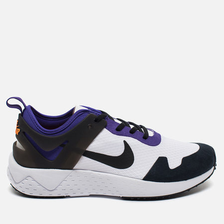 Мужские кроссовки Nike Zoom Lite QS Running White/Black/Purple