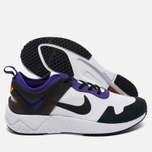 Мужские кроссовки Nike Zoom Lite QS Running White/Black/Purple фото- 2