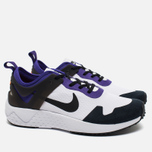 Мужские кроссовки Nike Zoom Lite QS Running White/Black/Purple фото- 1
