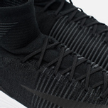 Мужские кроссовки Nike Zoom Mercurial XI Flyknit Black/White/Anthracite фото- 3