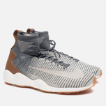 Мужские кроссовки Nike Zoom Mercurial XI Flyknit Dark Grey/Pale Grey/Light Charcoal фото- 2