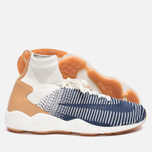 Мужские кроссовки Nike Zoom Mercurial XI Flyknit Sail/College Navy/Pale Grey фото- 1