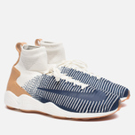 Мужские кроссовки Nike Zoom Mercurial XI Flyknit Sail/College Navy/Pale Grey фото- 2