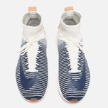 Мужские кроссовки Nike Zoom Mercurial XI Flyknit Sail/College Navy/Pale Grey фото- 4