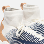 Мужские кроссовки Nike Zoom Mercurial XI Flyknit Sail/College Navy/Pale Grey фото- 5