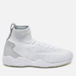 Мужские кроссовки Nike Zoom Mercurial XI Flyknit White/Wolf Grey фото- 0