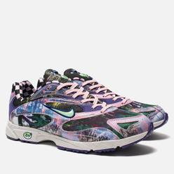 Мужские кроссовки Nike Zoom Streak Spectrum Plus Premium Court Purple/Deep Royal Blue/Geyser Grey/Light Poison Green
