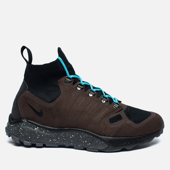 Мужские кроссовки Nike Zoom Talaria Mid Flyknit Baroque/Brown