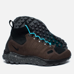 Мужские кроссовки Nike Zoom Talaria Mid Flyknit Baroque/Brown фото- 1