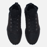 Мужские кроссовки Nike Zoom Talaria Mid Flyknit Black/Dark Grey фото- 4