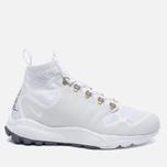 Мужские кроссовки Nike Zoom Talaria Mid Flyknit White/Pure Platinum/Metallic Gold фото- 0
