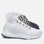 Мужские кроссовки Nike Zoom Talaria Mid Flyknit White/Pure Platinum/Metallic Gold фото- 1