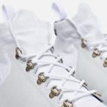 Мужские кроссовки Nike Zoom Talaria Mid Flyknit White/Pure Platinum/Metallic Gold фото- 5