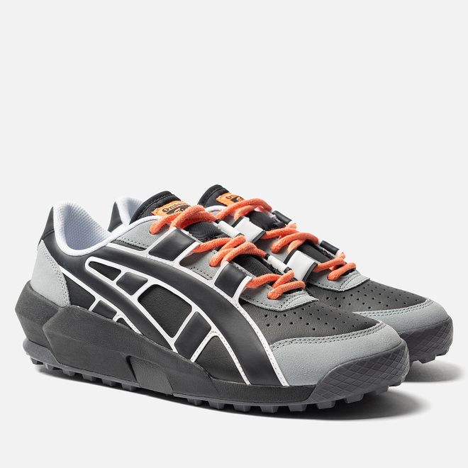 Мужские кроссовки Onitsuka Tiger Big Logo Runner Black/Black