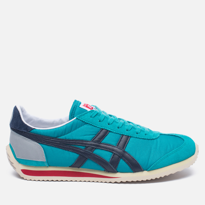 Мужские кроссовки Onitsuka Tiger California 78 Vintage Viridian Green/India Ink