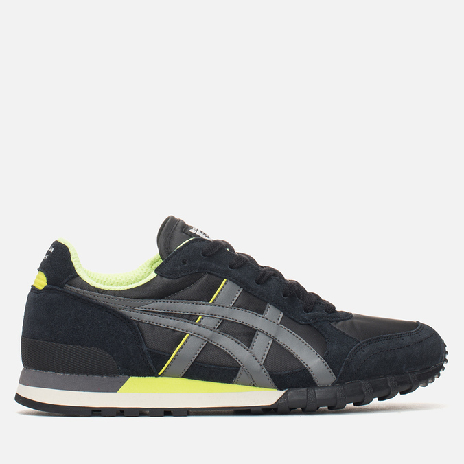 Мужские кроссовки Onitsuka Tiger Colorado Eighty-Five Black/Grey/Volt