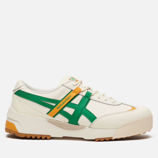 Мужские кроссовки Onitsuka Tiger Delegation EX Cream/Cilantro