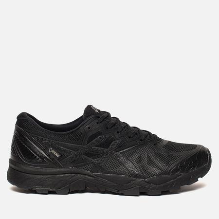 Мужские кроссовки ASICS Gel-FujiTrabuco 6 Gore-Tex Black/Black/Phantom
