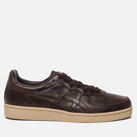 Мужские кроссовки Onitsuka Tiger GSM Leather Coffee/Coffee