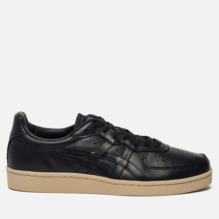 Мужские кроссовки Onitsuka Tiger GSM Leather Black/Black