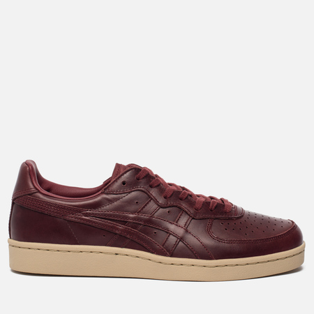Мужские кроссовки Onitsuka Tiger GSM Leather Russet Brown/Russet Brown