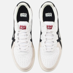 Onitsuka Tiger GSM Men's Sneakers White/Black photo- 4