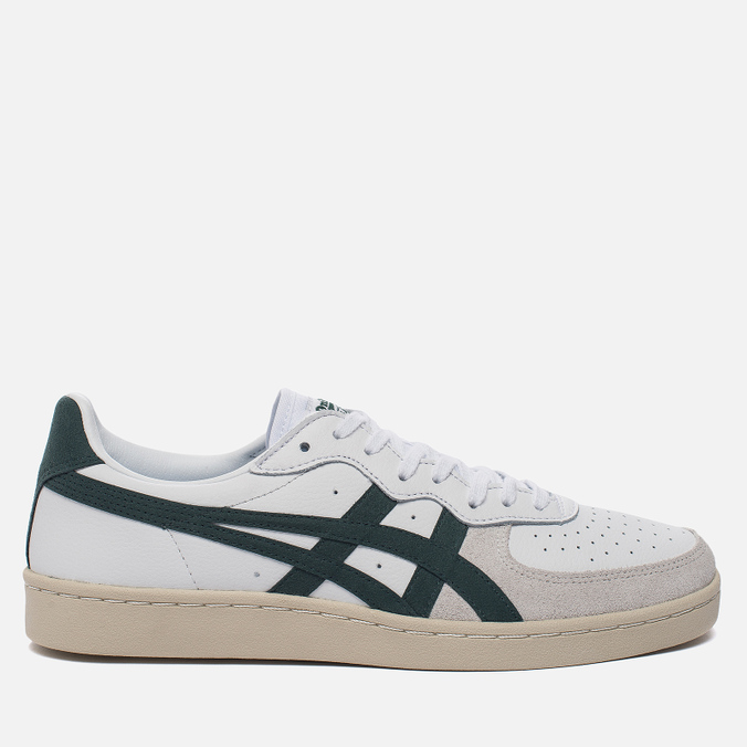 Мужские кроссовки Onitsuka Tiger GSM White/Hampton Green