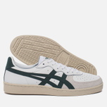 Мужские кроссовки Onitsuka Tiger GSM White/Hampton Green фото- 2