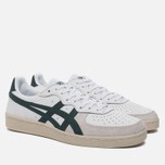 Мужские кроссовки Onitsuka Tiger GSM White/Hampton Green фото- 1
