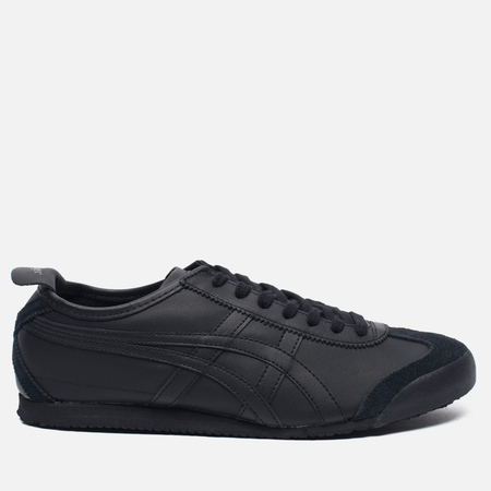 Мужские кроссовки Onitsuka Tiger Mexico 66 Black/Black