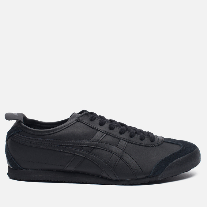 Кроссовки Onitsuka Tiger Mexico 66 Black/Black