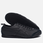 Кроссовки Onitsuka Tiger Mexico 66 Black/Black фото- 2