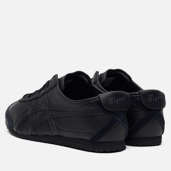 Мужские кроссовки Onitsuka Tiger Mexico 66 Black/Black