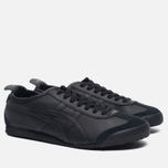 Кроссовки Onitsuka Tiger Mexico 66 Black/Black фото- 1