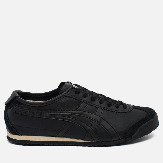 Onitsuka Tiger Mexico 66 Men's Sneaker's Black/Grey