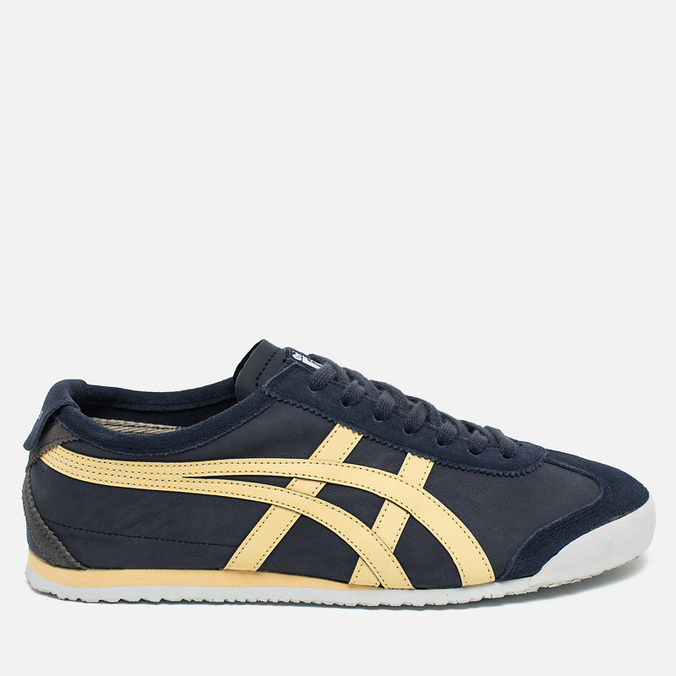 Мужские кроссовки Onitsuka Tiger Mexico 66 Deep Cobalt/Cotton Candy/White