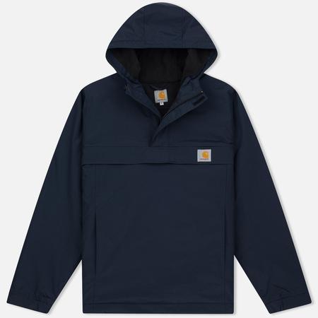 Мужская куртка анорак Carhartt WIP Nimbus 5 Oz Navy