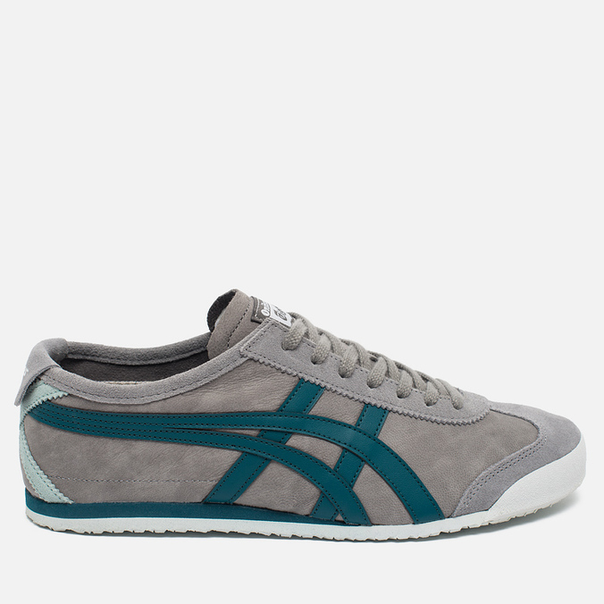 Мужские кроссовки Onitsuka Tiger Mexico 66 Grey/Dragon Fly